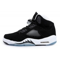 Air Jordan 5 Black White
