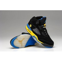 Air Jordan 5 Black Laney