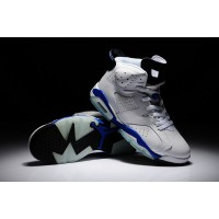 Jordan 6 Sport Blue Shoes