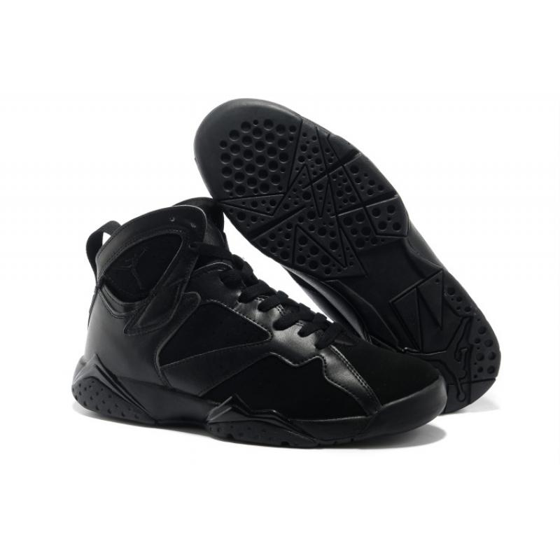 new concept 6bd40 099d6 Air Jordan 7 All Black