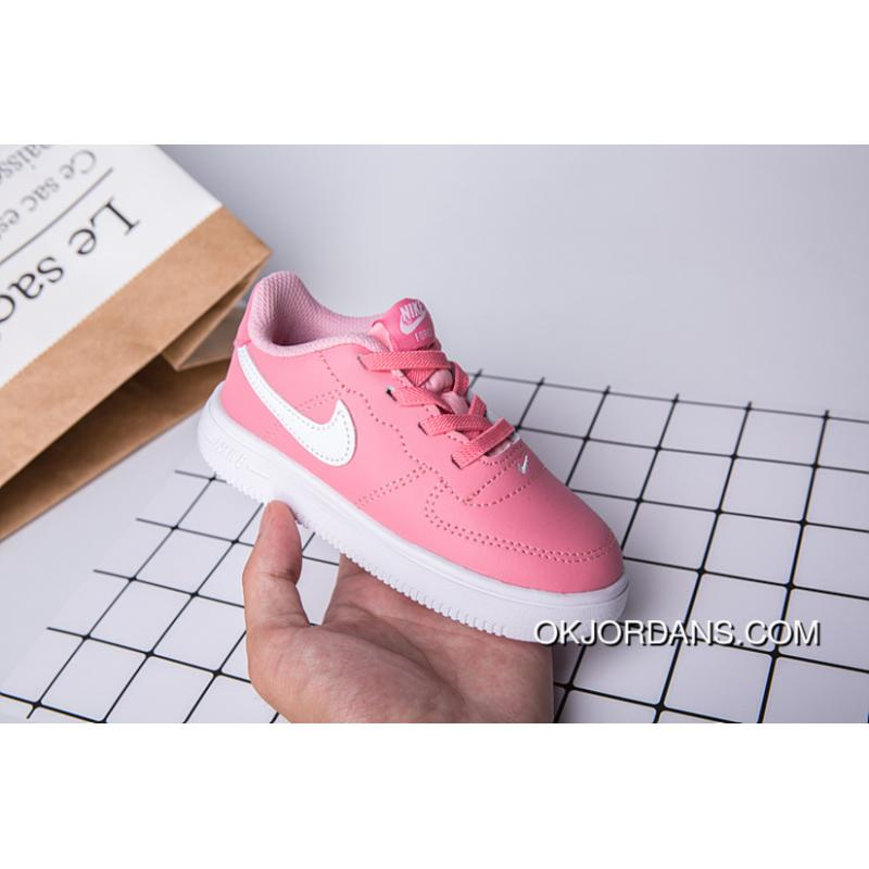 Force One Nike Kids 71 OutletPrice70 Jordan Pink Air White vmwOnN80