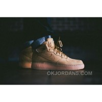 Nike Air Force 1 High '07 AF1 715889-200 Mid Top Men Super Deals