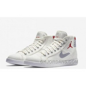 Air Jordan Sky High Shoes Retro Low Cool Grey Black White 454076 Christmas Deals