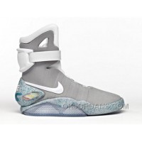 Nike Air Mag Back To The Future Limited Edition Shoes Lastest FBZ7C