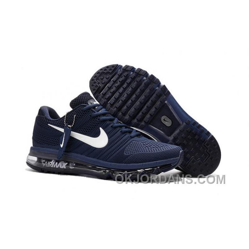 737024df27 Authentic Nike Air Max 2017 KPU Navy White Super Deals PYyf8, Price ...
