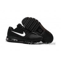 Authentic Nike Air Max 2017 KPU Black White Super Deals ZMxybZB