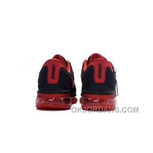 Nike Air Max 2017 KPU All Navy Red Authentic ECFBhmz