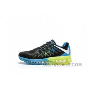 Authentic Nike Air Max 2017 3D Black Blue Green For Sale FPzsZ