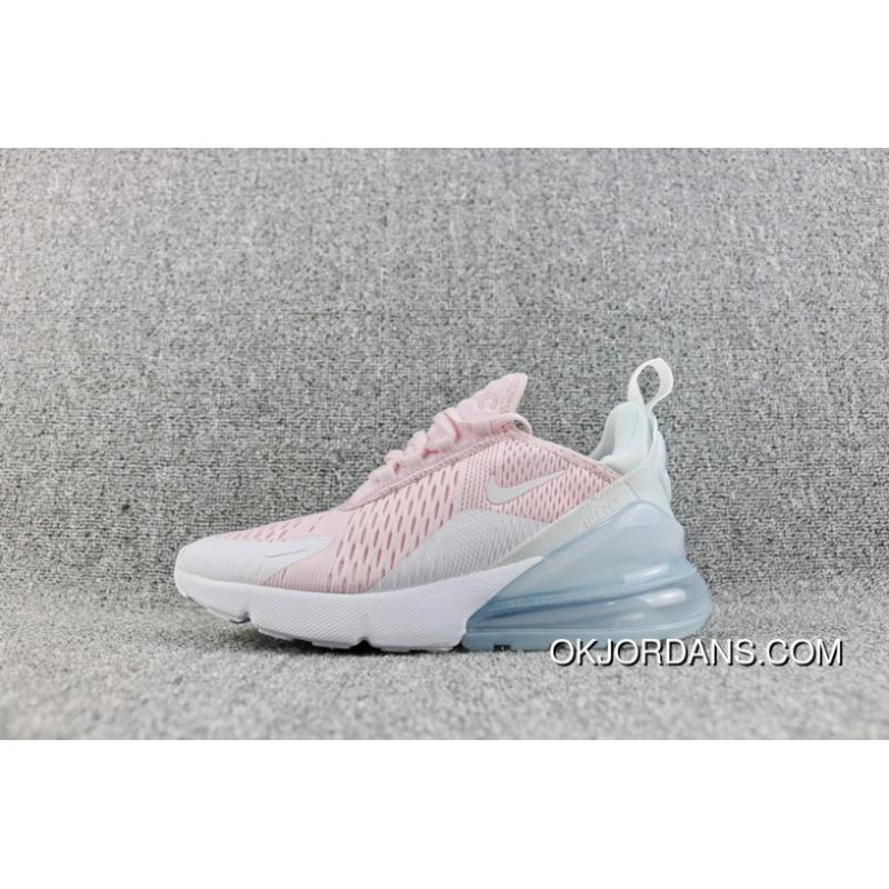 Nike Air Max 270 Overseas Version Of The New Heel Half Palm As