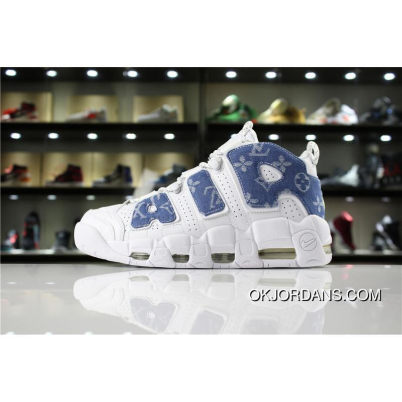 consegna Rimbalzo Vagare  Nike Air More Uptempo OG Retro Pippen Big Air LOGO Air Pippen Big Air SKU  Pippen LV Cowboy 921948-101 New Style, Price: $88.92 - Jordan Shoes -  Michael Jordan Shoes - Air
