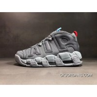 Carbon Grey Nike Air More Uptempo96 Big Air Pippen Right Foot On An SKU Size 921948-701 Discount