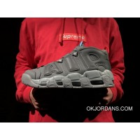 Big Pippen P240 Carbon Grey Nike Air More Uptempo 96 921948-70125 For Sale