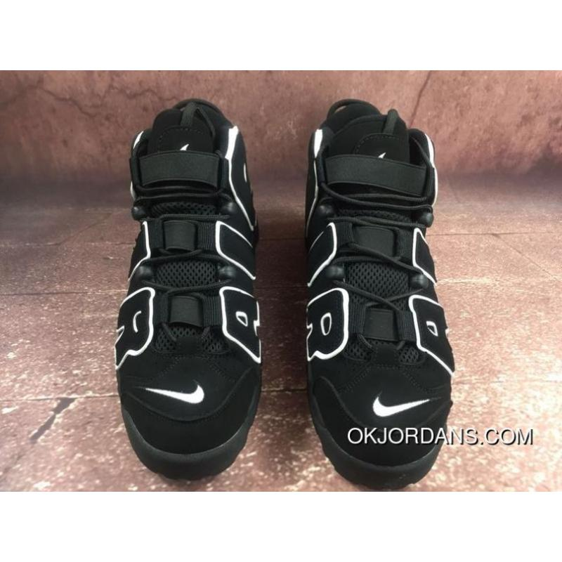 huge discount 35b85 19ab5 ... Nike Air More Uptempo Pippen Big Air Black White 11 414962-002 New Year  Deals ...