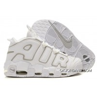 Nike Air More Uptempo White Neutral Grey Discount