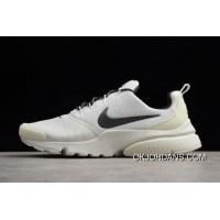 Men'S Nike Presto Fly Summit White/Anthracite Running Shoes 910569-104 New Release