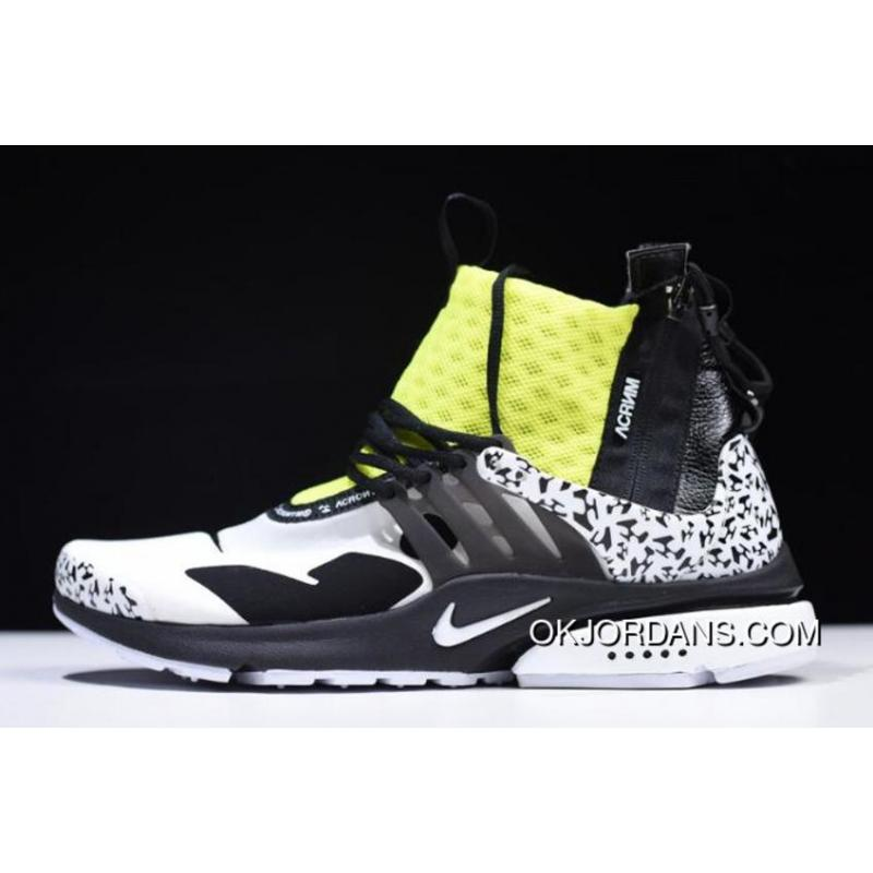 new product 6673c 44c44 Acronym X Nike Air Presto Mid ...