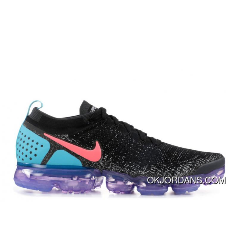 super popular ea08f 0a638 NIKE AIR VAPORMAX FLYKNIT 2 SKU 942842 003 Black Red New Release