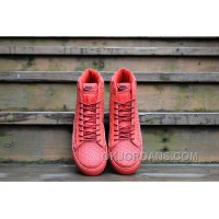 Nike Blazer Mid Metric QS Red Top Deals 8KTAD