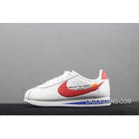 OFF-WHITE X Nike Classic Cortez Collaboration Casual Sport Shoes 807471-103 Online