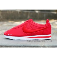 Nike Classic Cortez X LIBERTY Red New Style FEWiy