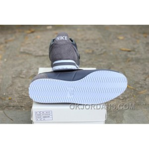 Nike Classic Cortez X LIBERTY 36-44 Silver Grey For Sale BSjACMZ