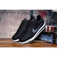GREY BLACK NIKE CORTEZ RETRO 3 Super Deals Sws5asS