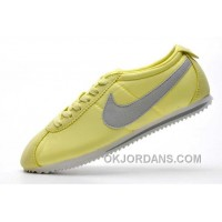 Nike Cortez Womens Yellow Black Friday Deals 2016[XMS1867] Copuon Code WwA8GKe