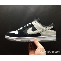 Nike SB Dunk Low Black/Wolf Grey Outlet