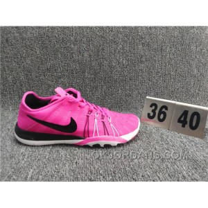 NIKE FREE TR6 3D Print Jacquard Women Pink Breathable Shoes Cheap To Buy