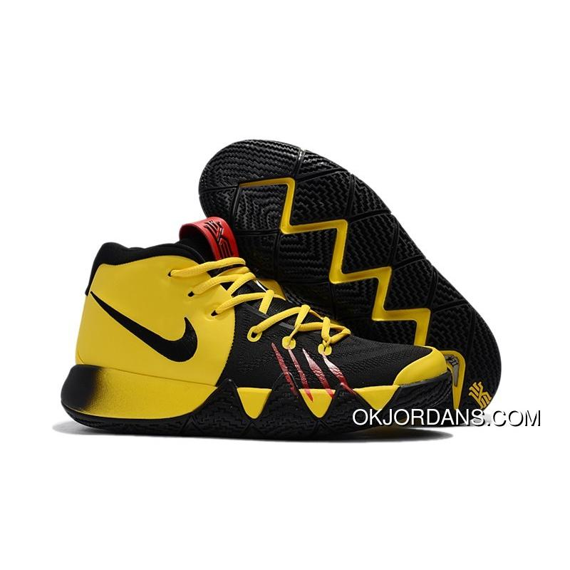 44048d89422 USD  88.20  282.63. Nike Kyrie 3 Mamba Mentality Bruce Lee Tour Yellow Black  To Buy For Sale ...