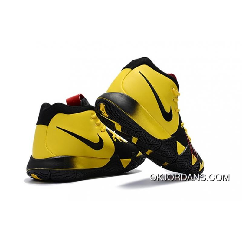 ... Nike Kyrie 3 Mamba Mentality Bruce Lee Tour Yellow Black To Buy For Sale  ... 6a81b4aa4
