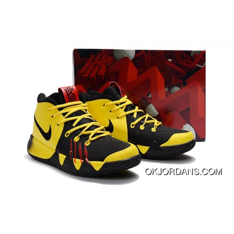 66cacd8c8712 ... Nike Kyrie 3 Mamba Mentality Bruce Lee Tour Yellow Black To Buy For  Sale ...