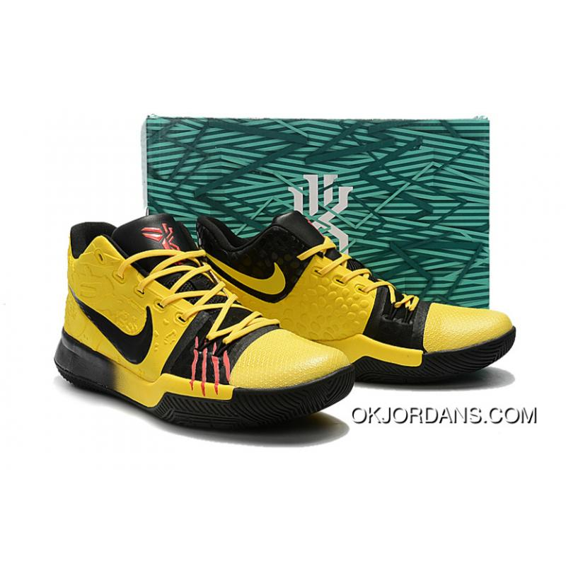 new arrival 37fd6 bd331 Nike Kyrie 3 Bruce Lee Shoes Top Deals