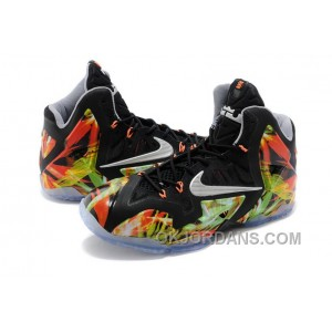 "Nike LeBron 11 ""Everglades"" Mens Basketball Shoes Online WTpyi"