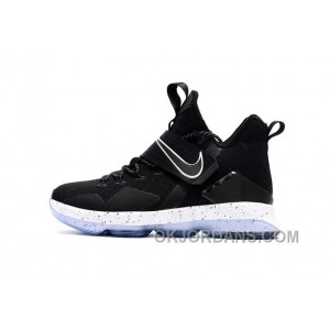 Nike LeBron 14 SBR Black White Cheap To Buy