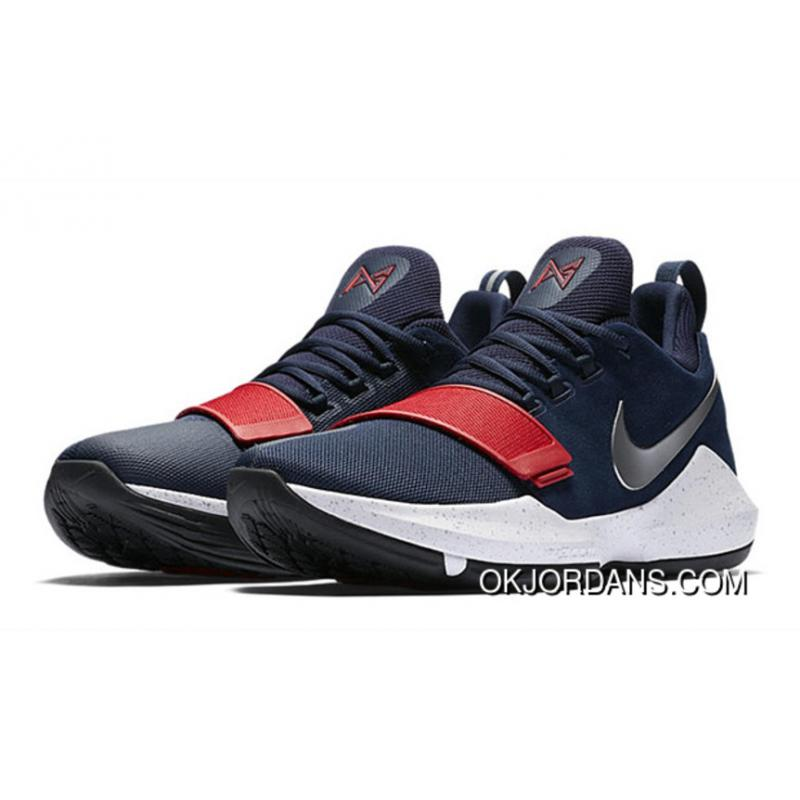 new arrival 8c2ff 4d41b Nike Pg1 Usa 878627-900 Basketball Shoes Best