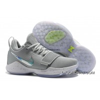 Nike Zoom Pg 1 Shoes Nike Zoom Pg 1 Grey Colorful Basketball Shoes Top Deals