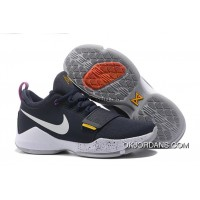 Nike Zoom Pg 1 Shoes Nike Zoom Pg 1 Pacers Basketball Shoes New Release