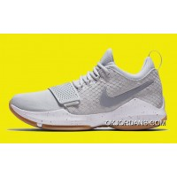 Nike PG 1 Pure Platinum/Wolf Grey-University Gold Best