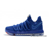 Kevin Durant 10 Philippines Blue Super Deals