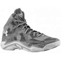 Cheap Under Armour Micro G Anatomix Spawn 2 Wholesale Steel Camo Steel Black White Free Shipping F6XMtD