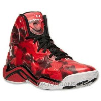 Authentic Under Armour Micro G Anatomix Spawn 2 Red Black Copuon Code SnSsrm
