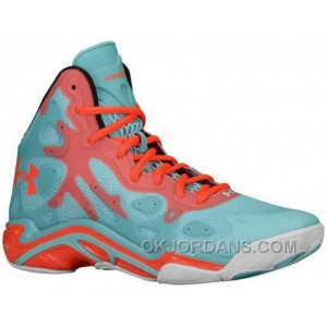 Cheap Under Armour UA Micro G Anatomix Spawn 2 Tobago Blaze Orange White Super Deals Ai4Gswe