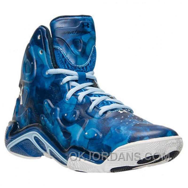 6a7c1116a23 USD  69.94  181.83. Buy Under Armour Micro G Anatomix Spawn 2 Blue White ...