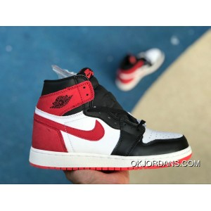 size 40 f7285 008aa AJ1 Six Crown Red Women Air Jordan 1 Retro High OG Six Crown Gs Poker Size  575441-112 New Release