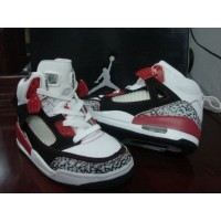 Womens Jordan 3.5 Retro White Red Black