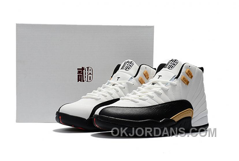 newest collection d9c55 a660b Air Jordan 12 Chinese New Year Discount XWk2J