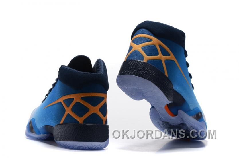 "Air Jordan 30 XXX ""Marquette"" PE 2016 Super Deals T4e6p"