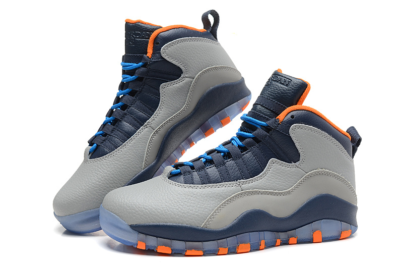 buy online 82fe8 fe8dc Air Jordan 10 Retro Wolf Grey