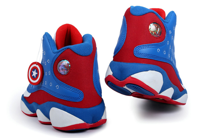 605593e66a3 ... usa air jordan 13 captain america air jordan 13 captain america 87711  7d997 ...
